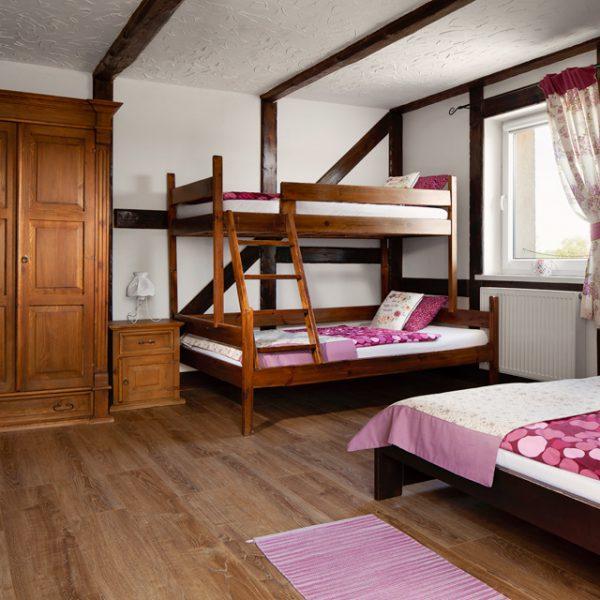 pokój dla rodzin z dziećmi